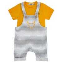 Kleidung Jungen Kleider & Outfits Noukie's YOUSSEF Gelb