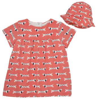 Kleidung Mädchen Kurze Kleider Noukie's KENZO Rose