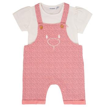 Kleidung Mädchen Kleider & Outfits Noukie's MINO Rose