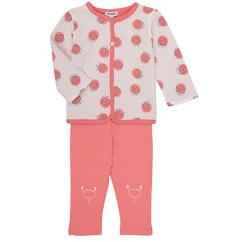 Kleidung Mädchen Kleider & Outfits Noukie's OSCAR Rose