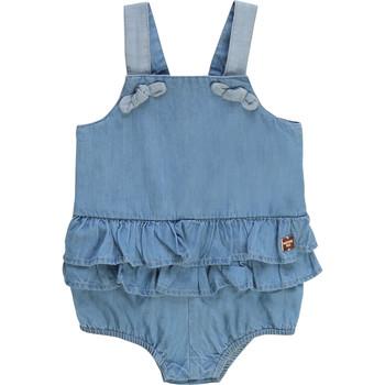 Kleidung Mädchen Overalls / Latzhosen Carrément Beau KYAN Blau