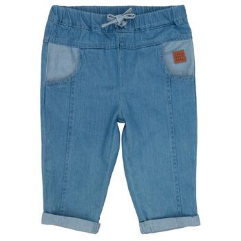 Kleidung Jungen Slim Fit Jeans Carrément Beau MILOUD Blau