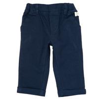 Kleidung Jungen 5-Pocket-Hosen Carrément Beau ORNANDO Blau
