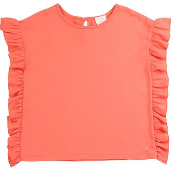 Kleidung Mädchen T-Shirts Carrément Beau LEANA Rose