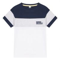 Kleidung Jungen T-Shirts 3 Pommes NORA Weiss