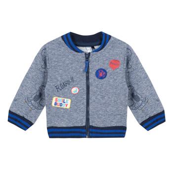 Kleidung Jungen Sweatshirts 3 Pommes VALENTIN Blau