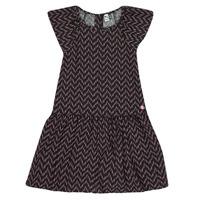 Kleidung Mädchen Kurze Kleider 3 Pommes JULIE Schwarz