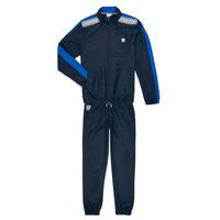 Kleidung Jungen Jogginganzüge BOSS EVOLIO Blau