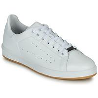 Schuhe Herren Sneaker Low André MATT Weiss