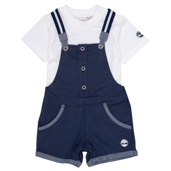 Kleidung Jungen Kleider & Outfits Timberland GABINO Blau