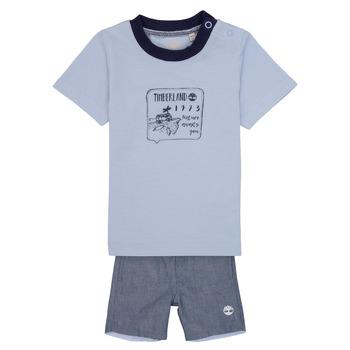 Kleidung Jungen Kleider & Outfits Timberland AXEL Blau