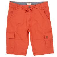Kleidung Jungen Shorts / Bermudas Timberland STANISLAS Rot