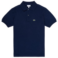 Kleidung Jungen Polohemden Lacoste LOLLA Marine