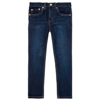 Kleidung Jungen Slim Fit Jeans Levi's 512 SLIM TAPER Blau