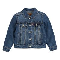 Kleidung Jungen Jeansjacken Levi's TRUCKER JACKET Bristol