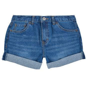 Kleidung Mädchen Shorts / Bermudas Levi's GIRLFRIEND SHORTY SHORT Evie
