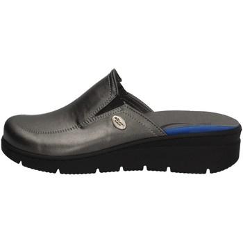 Schuhe Damen Pantoletten / Clogs Robert C32306 LEAD