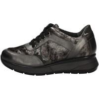 Schuhe Damen Sneaker Low Florance C14206-1 BLACK