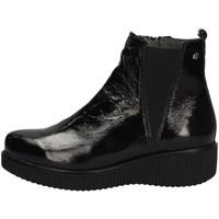 Schuhe Damen Boots Florance C10638-4 BLACK