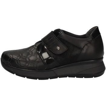 Schuhe Damen Slipper Florance C14210-1 BLACK