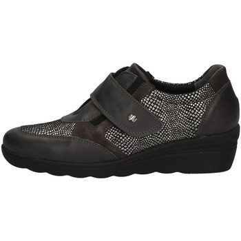 Schuhe Damen Slipper Florance C16106-1 GRAY