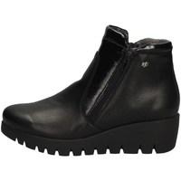 Schuhe Damen Boots Florance C10532-1 BLACK