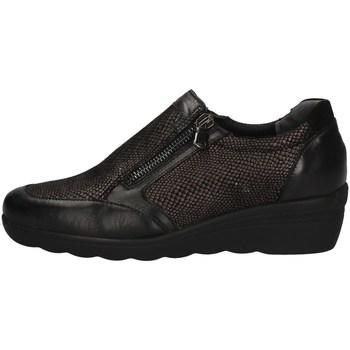Schuhe Damen Slip on Florance C16110-1 BLACK