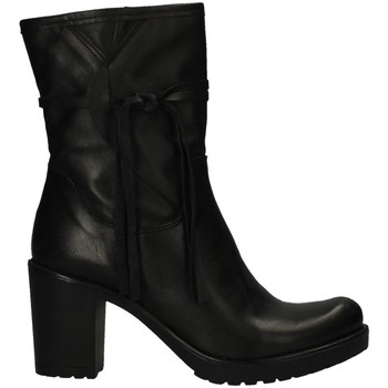 Schuhe Damen Low Boots Morgana STEFY/18 BLACK