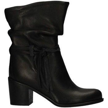 Schuhe Damen Low Boots Morgana 7070 BLACK
