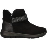 Schuhe Damen Ankle Boots Inblu GN 8M BLACK