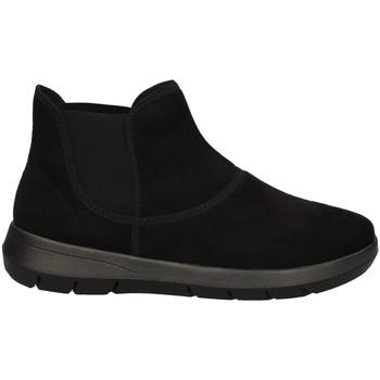 Schuhe Damen Ankle Boots Inblu GN 3M BLACK