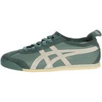 Schuhe Damen Sneaker Low Onitsuka Tiger D2J4L..8212 Dunkel Grün