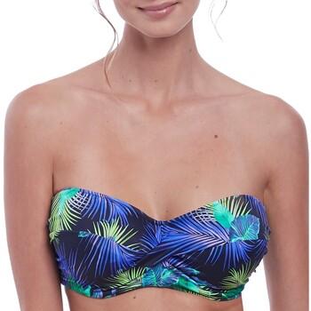 Kleidung Damen Bikini Ober- und Unterteile Fantasie FS6732 INK Blau