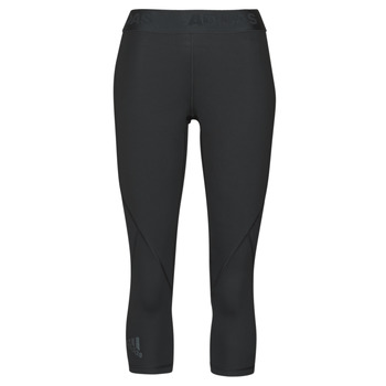 Kleidung Damen Leggings adidas Performance ASK SPR TIG 34 Schwarz