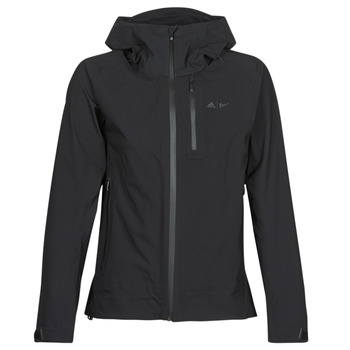Kleidung Damen Trainingsjacken adidas Performance W PARLEY 3L JKT Schwarz