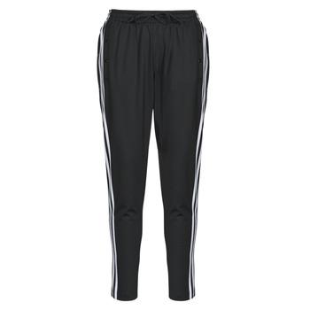 Kleidung Damen Jogginghosen adidas Performance W ID 3S Snap PT Schwarz