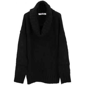 Kleidung Damen Pullover Anonyme | Demeter Pullover, Schwarz | ANY_P259FK161_BLACK Marron