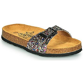 Schuhe Mädchen Pantoffel Plakton BOM Multicolor