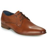 Schuhe Herren Derby-Schuhe André LAZERMAN Cognac
