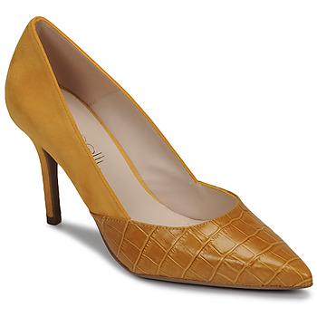 Schuhe Damen Pumps Fericelli MARIA Gelb
