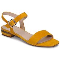 Schuhe Damen Sandalen / Sandaletten Fericelli MADDY Gelb