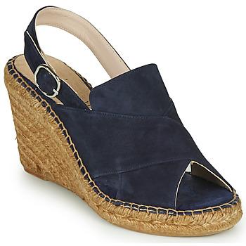 Schuhe Damen Sandalen / Sandaletten Fericelli MARIE Marine