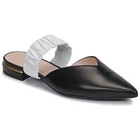 Schuhe Damen Pantoffel Fericelli MANIO Schwarz