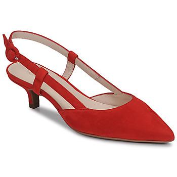 Schuhe Damen Pumps Fericelli JOLOIE Rot