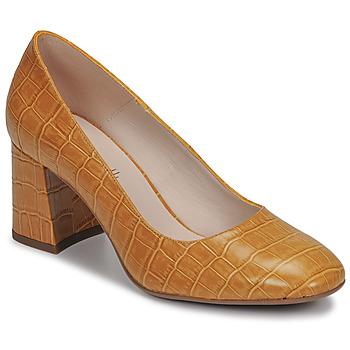 Schuhe Damen Pumps Fericelli MARGOT Gelb