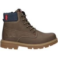 Schuhe Kinder Boots Levi's VFOR0001S FORREST Marr?n