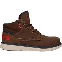 Schuhe Kinder Boots Levi's VOLY0004S OLYMPUS Marr?n