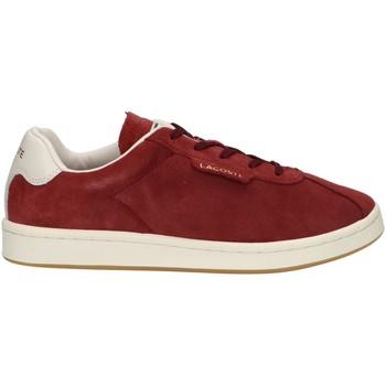 Schuhe Damen Multisportschuhe Lacoste 38SFA0003 MASTERS Rojo