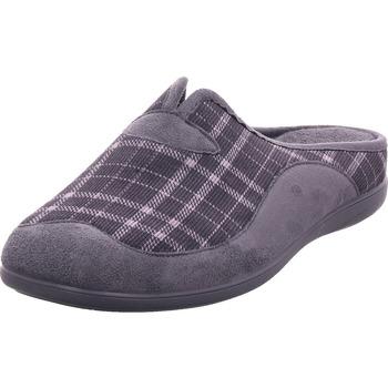 Schuhe Herren Hausschuhe Dinamik - 504200 grau