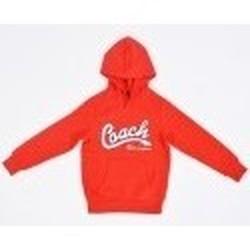 Kleidung Kinder Sweatshirts Champion Kid's Sweatshirt mit Kapuze Rot